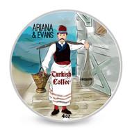 Ariana & Evans Turkish Coffee Shaving Soap