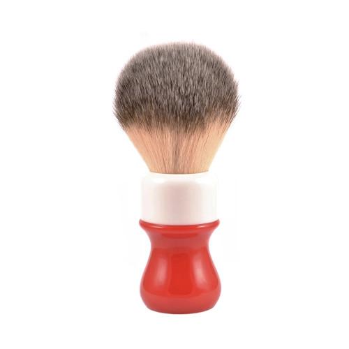 Two Tone Retro Synthetic Shaving Brush