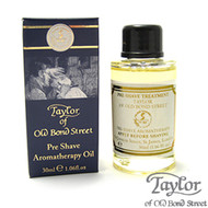 Taylor of Old Bond Street Pre Shave Aromatherapy Oil