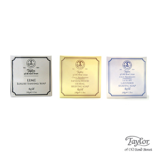 Taylor of Old Bond St Shaving Soap Refills