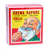Cella Shaving Soap Crema Sapone