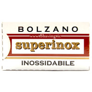 Bolzano Superinox Double Edge Blades