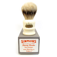 Simpsons Duke 2 Shaving Brush