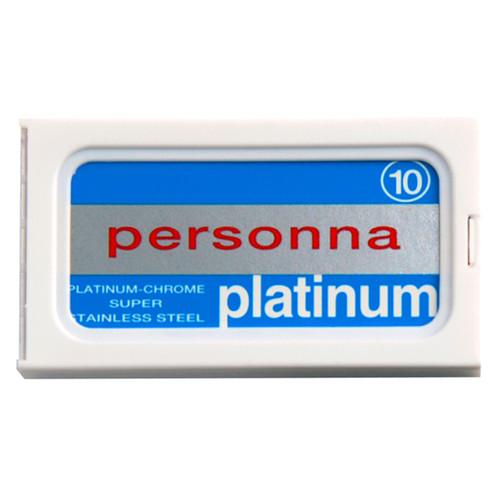Personna Platinum Razor Blades