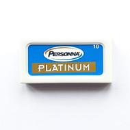 Personna Platinum Chrome 10 Pack