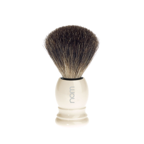 Mühle NOM Ivory Resin Shaving Brush