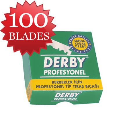Derby Shavette Blades