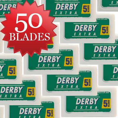 50 Derby Blades