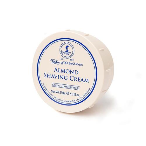 Taylor of Old Bond St. Almond Shaving Cream