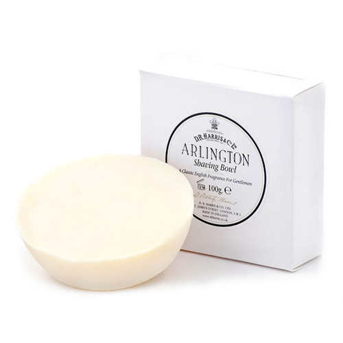 DR Harris Arlington Shaving Soap