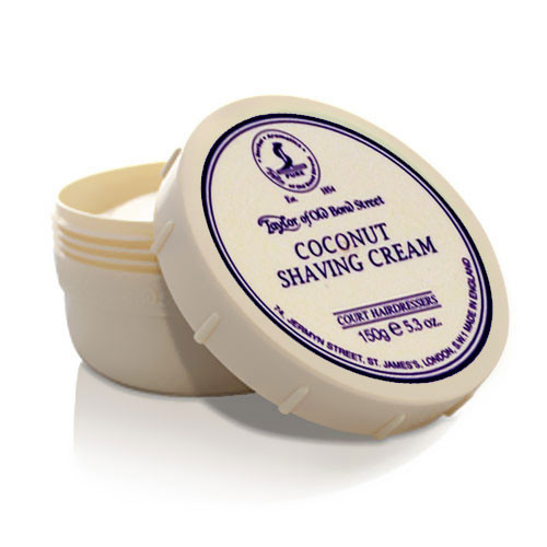 Taylor of Old Bond St Coconut Shaving Cream