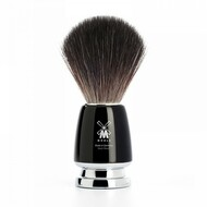 Black Fibre Brush