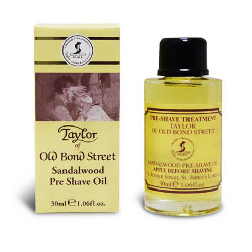 Taylor Old Bond Street Sandalwood Pre Shave Oil