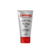 Simpson Pre Shave Oil