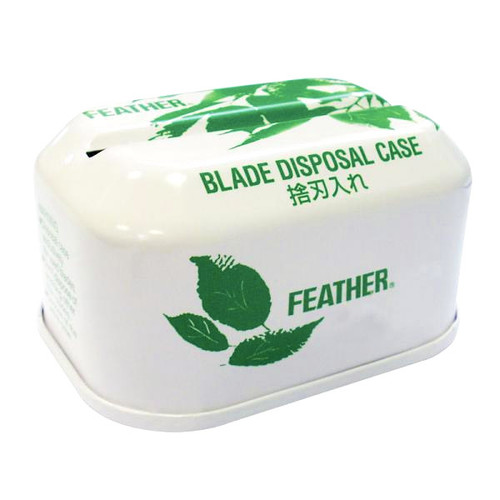 Feather Blade Bank Disposal Case