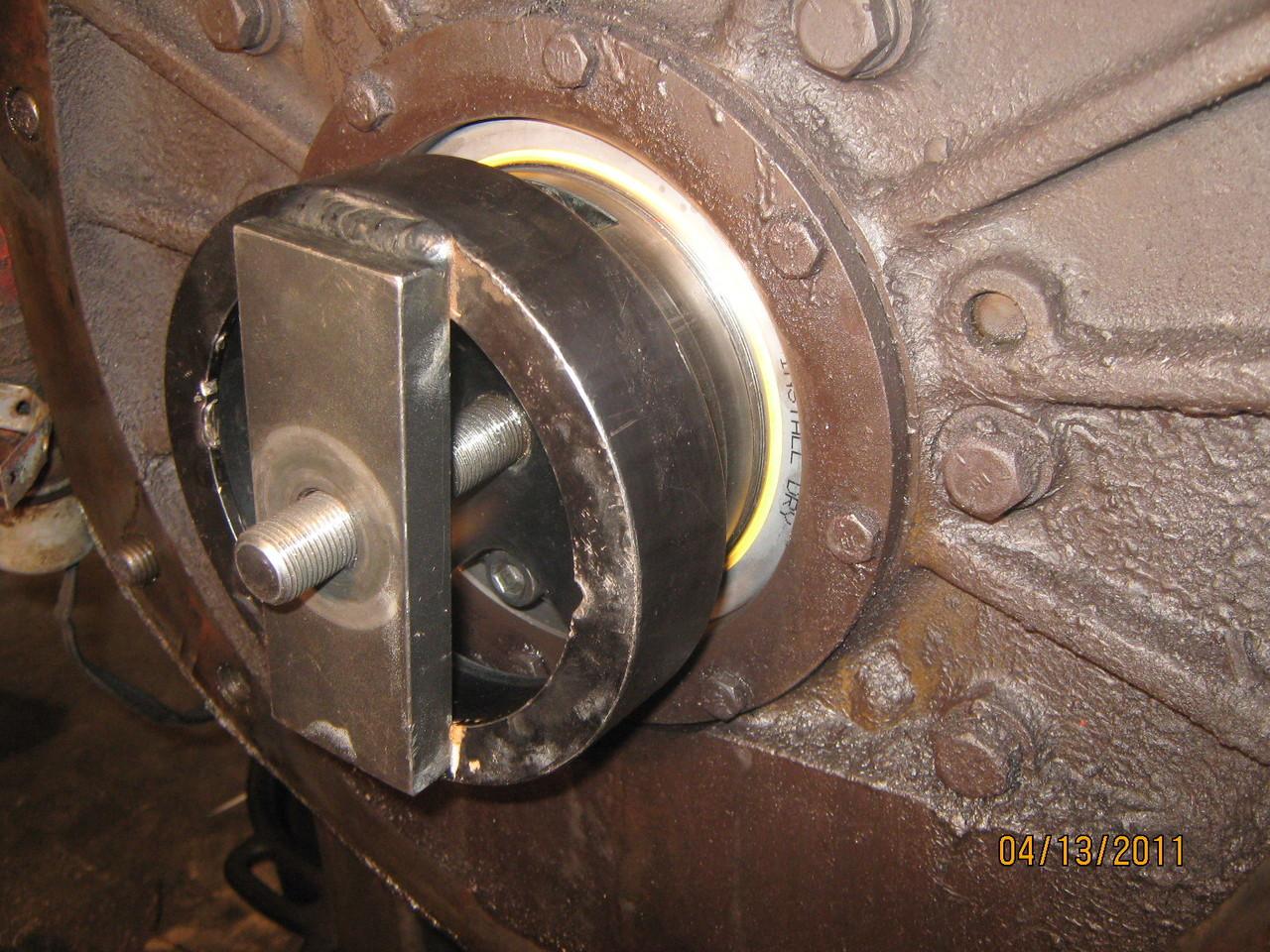 IH Tractor Combine Truck Engine 414 436 466 Crankshaft Seal Installer Tool