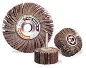 Pearl Abrasive Aluminum Oxide Flap Wheel 10ct Case A60, A80, A120 or A180 Grit 1 1/2 x 1 FL11260, FL11280, FL112120, FL112180