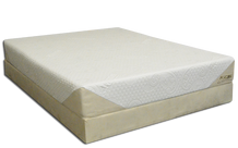 Power Nap Mattress on a Low Profile Base (Low Profile Base sold separately)
