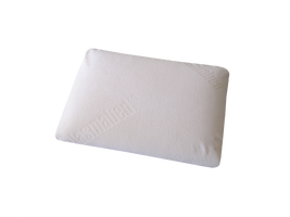 The Supreme pillow is excellent for all sleeping types. It incorporates the same proprietary Plasma formula as the Classic neck pillows, giving it all the amazing pressure relief with a regular pillow shape.