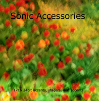 SONIC ACCESSORIES Audio Production DVD Steve McKenzie Royalty Free
