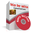 VOICE OVER AUDITION CONSULTATIONS by NANCY WOLFSON (mp3 download)