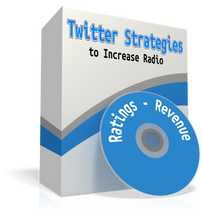 How radio stations can increase ratings and revenue with Twitter.