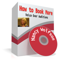 Voice Over Auditions Nancy Wolfson