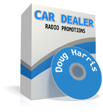Radio Sales Promotions for Car Dealers