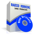 Radio Morning Show Producers Ross Brittain