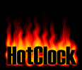Hotclock software for radio station program and music clocks.