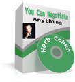 Herb Cohen You Can Negotiate Anything audio seminar