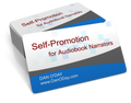 """Aikido Self Promotion for Audiobook Narrators  - """"Home Study"""""""