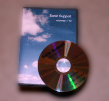 Steve McKenzie's SONIC SUPPORT Radio Production SFX Instant Download