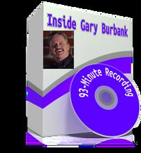 Gary Burbank radio comedy Gilbert Gnarley Earl Pitts WLW Cincinnati