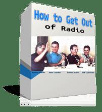 Joe Cipriano, Danny Dark, John Leader, Bobby Ocean, Dan O'Day - How to move from radio to voice overs.