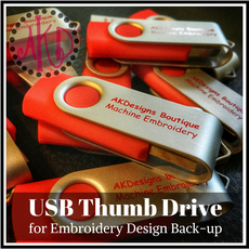 USB Thumb Drive by Mail