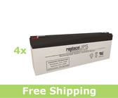 Clary Corporation UPSI-1240-IG - UPS Battery Set