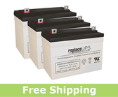 Topaz 83186-01 - UPS Battery Set