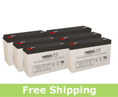 Para Systems Minuteman A 2000 - UPS Battery Set