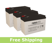 Emerson AU-750-60 - UPS Battery Set
