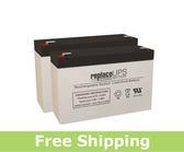 APC SMART-UPS SC SC450RM1U - UPS Battery Set