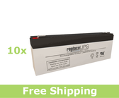 Upsilon 700 - UPS Battery Set