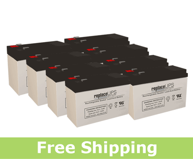Alpha Technologies ALI Plus 2200TXL - UPS Battery Set