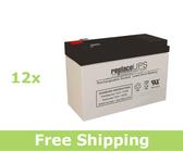 Alpha Technologies ALIBP 700/1000RM - UPS Battery Set