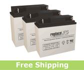 Alpha Technologies AS 1000 - UPS Battery Set