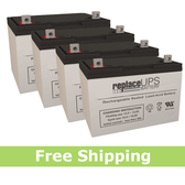 Alpha Technologies CFR 3000NT - UPS Battery Set