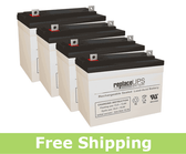 Alpha Technologies CFR 5000 (017-079-XX) - UPS Battery Set