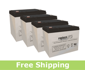 Alpha Technologies EBP 24EC - UPS Battery Set