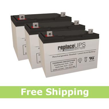 Alpha Technologies BP 3100-36 CABINET - UPS Battery Set