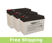 Minimoto Jeep Dune Buggy - Scooter Battery Set
